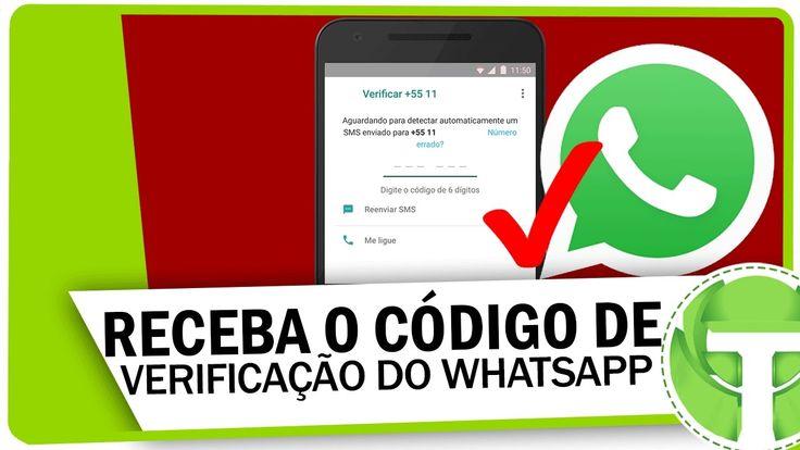 Não recebe o código de verificação do WhatsApp? Resolva agora mesmo!http://bit.ly/2iyErnK