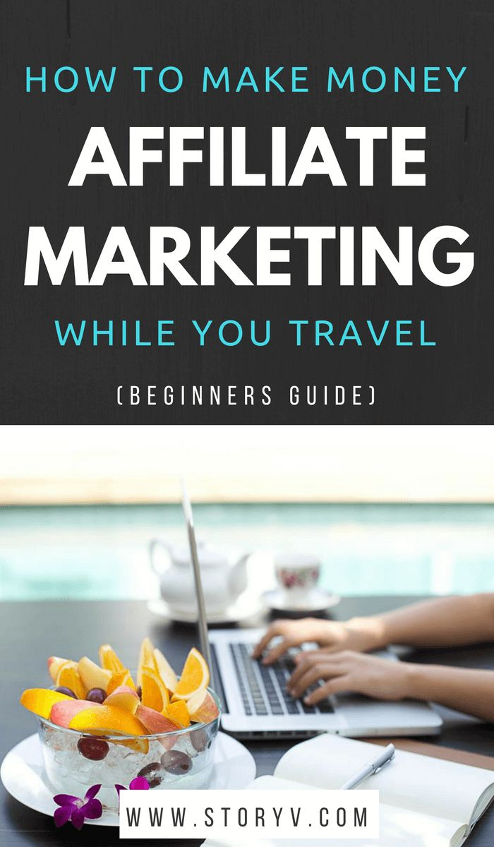 What is affiliate marketing and how can you earn an income from it WHILE traveling? Read our in depth affiliate marketing guide to find out!