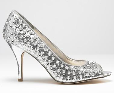 Betts heel - will make you feel like Cinderella.