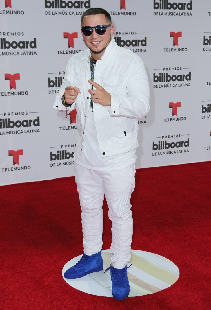 Pin for Later: See All the Stunning Billboard Latin Music Awards Red Carpet Looks DJ Chino