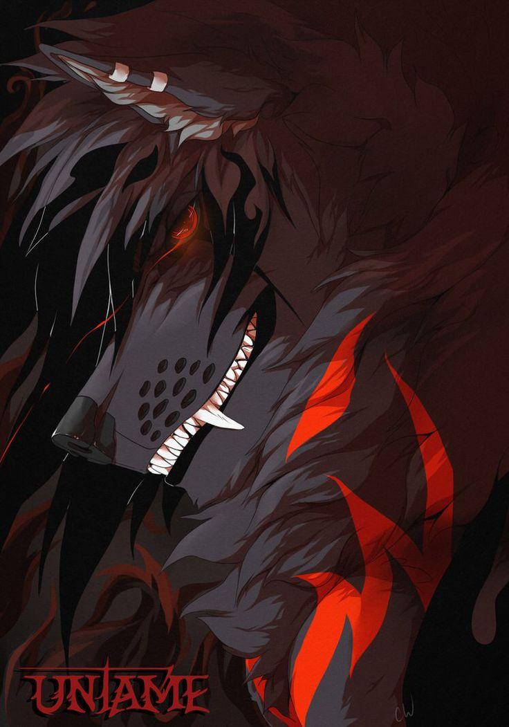 Картинки киллера волк