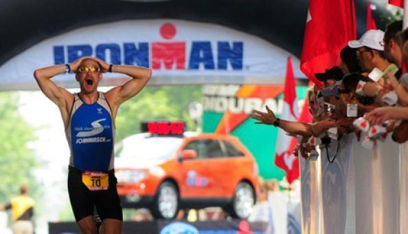 Fitness Tips: Training for an Ironman Triathlon | Men's Fitness