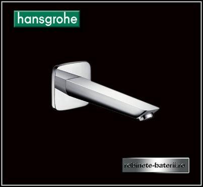 Pipa umplere cada Hansgrohe Logis 190 mm  