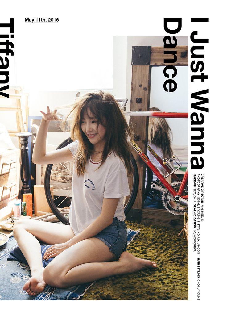 "Tiffany ""I Just Wanna Dance"" Teaser   Album Photo Shoot, Girls' Generation, snsd"