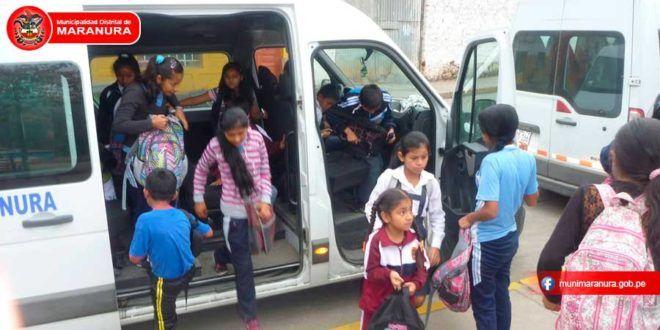 MDM. BRINDA SERVICIO DE TRANSPORTE ESCOLAR A CUATRO ZONALES DEL DISTRITO  Alcalde: Wilman Caviedes Choque Gestión: 2015 - 2018 Fuerza Maranureños http://www.munimaranura.gob.pe  #maranura #quillabamba #laconvencion #cusco #peru #wilmancaviedeschoque