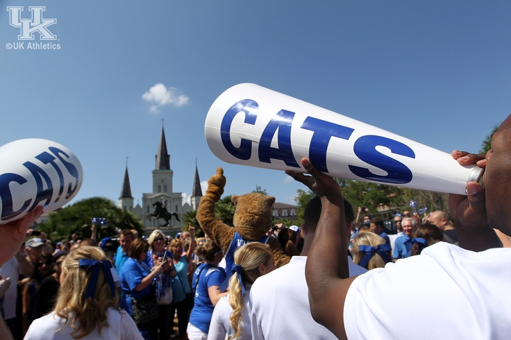 Blue Orleans: Big Blue, Cat Things, Blue Orleans, Bbn Baby, Uk Awesomeness, Wildcats Basketball, Kentucky Wildcats
