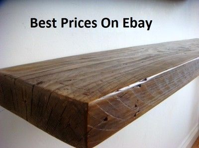 CHUNKY RUSTIC WOOD. Want this in the lounge with my tealight bulb pendants hanging above it