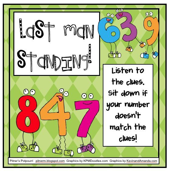 Here's a fun game to practice place value. Give each student a card, then call out descriptions of numbers. If the description fits, the st...