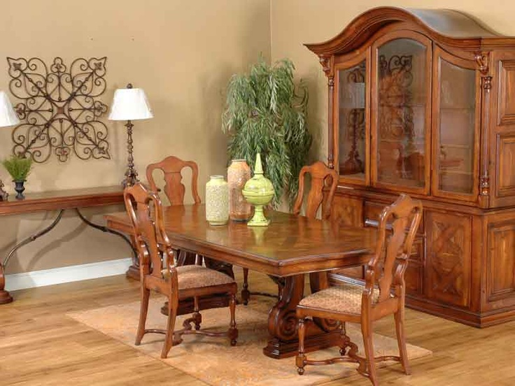 This Beautiful Cortona Dining Collection Would Enrich Any Dining  Experience, By Homestead Furniture, In