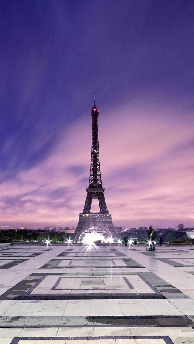 Paris - Beautiful Landscape iPhone wallpapers @mobile9 # ...