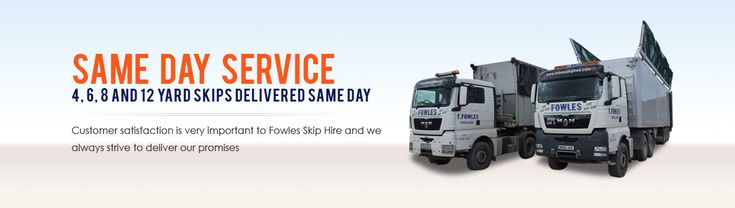 Skip Hire Kingston - Fowles Skip Hire of Kingston provide fast, reliable skip hire for domestic householders and account clients in Surrey and Middlesex. Skip Hire Kingston, Walton, Weybridge, Esher, Surbiton, Chertsey.