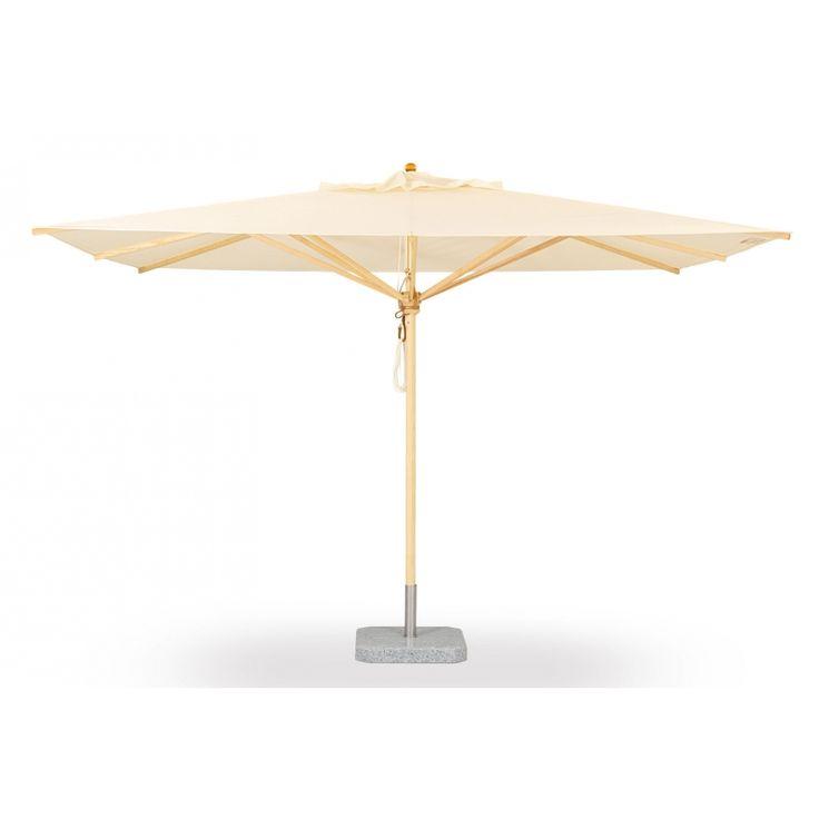 Sonnenschirm Klassiker von Weishäupl quadratisch 190 cm