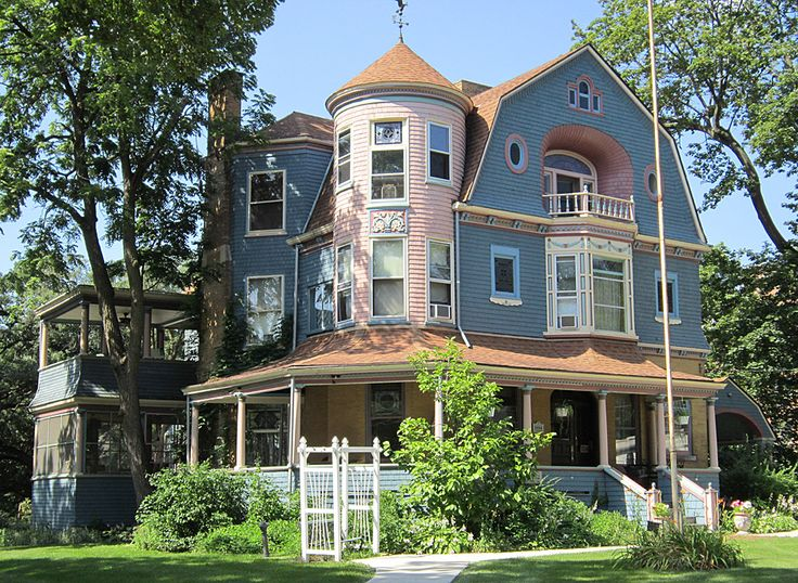122 Best Victorian Houses Images On Pinterest Victorian