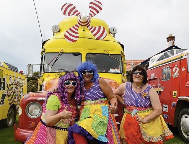 Variety Bash rolls in to town - Opotiki News