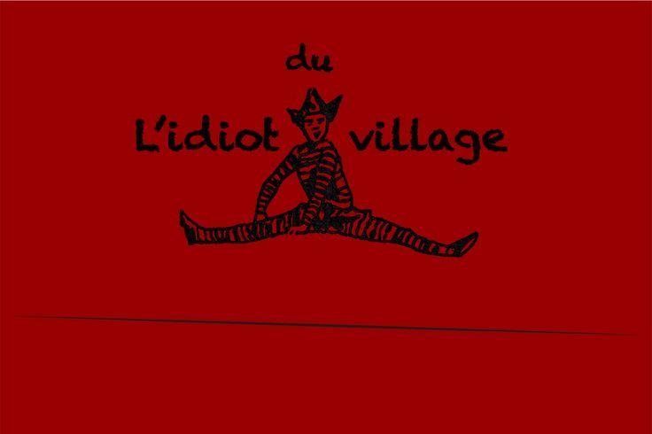 BRUXELLES_Centre_L'idiot du village_Rue Notre-Seigneur, 19 - 1000 Bruxelles - Tél. : +32 (0)2 502 55 82 Ouvert de 12h à 14h et de 19h à 22h 30. Fermé le samedi et le dimanche.