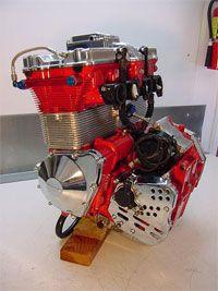 GSXR 1100 Engine for a sand car.