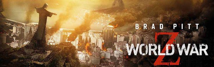 Magnifica película de terror y ciencia ficción protagonizada por Brad Pitt