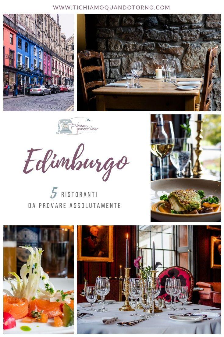 Dove mangiare a Edimburgo: i ristoranti da provare ...