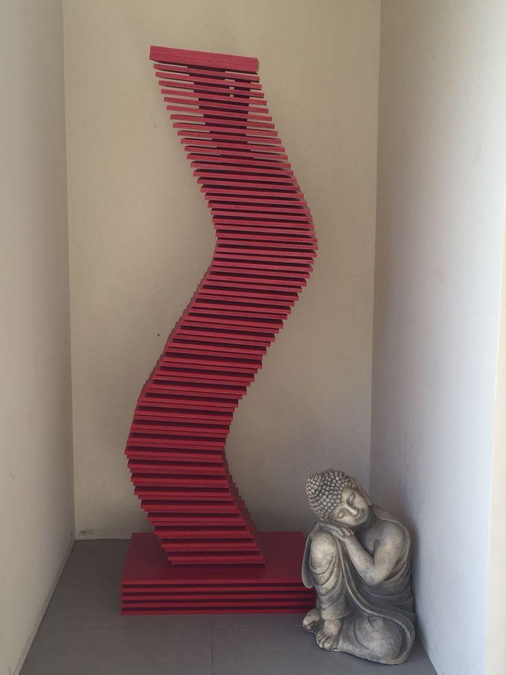 Escultura sinuosa