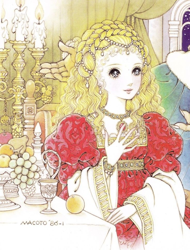 macoto takahashi / makoto takahashi shoujo manga, italian renaissance