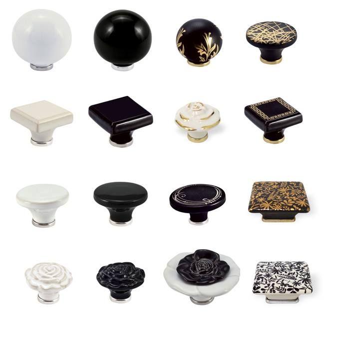 uchwyty i gałki meblowe ceramiczne www.arte-msp.pl