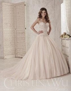 Christina Wu Brides, timeless and fashion forward bridal gowns at affordable prices