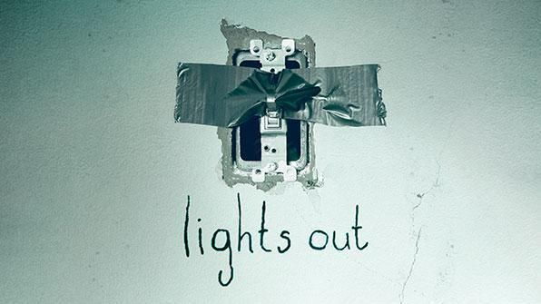 Lights Out, Movie on BluRay, Horror Movies, Horror