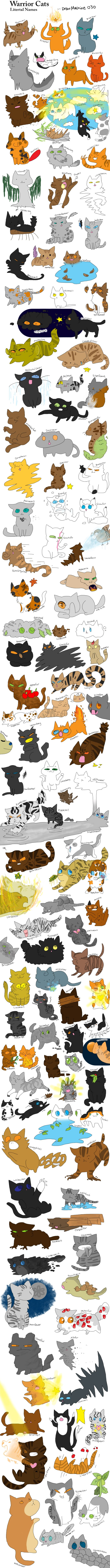 "ERin Hunter logic* sorry Oh and I don't normally say this but anyone who claims Sandstorm ""stole"" Firestar from Spootedleaf/Cinderpelt- I'll just assume that they're that immature part of the fando..."