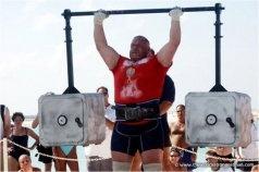 World strongest man world championship!