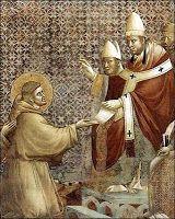 Pope Innocent III, c.1297, Giotto di Bondone