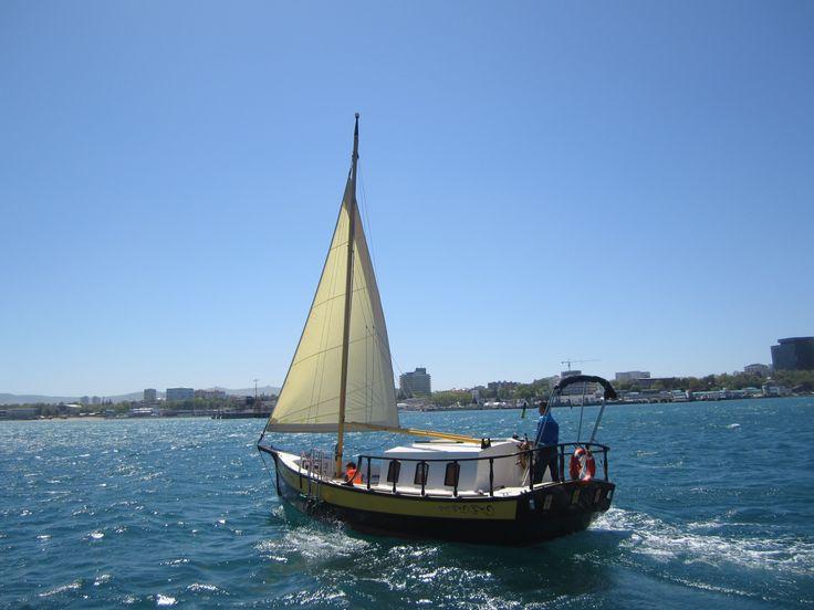 Яхта корсар