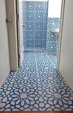 Hope Alexander Custom Bathroom Modern Los Angeles By Granada Tile