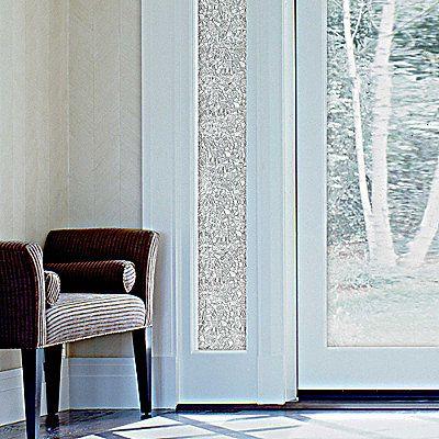 Front Door Window Film
