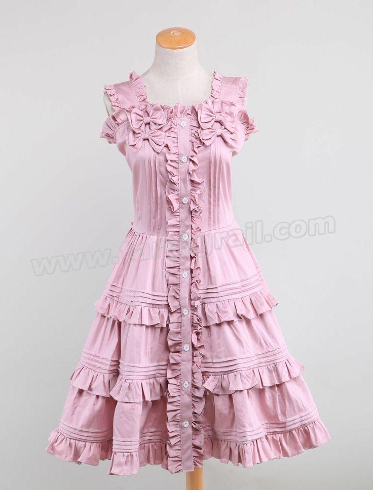 Mejores 7 imágenes de Sweet Lolita Dresses en Pinterest   Vestido de ...