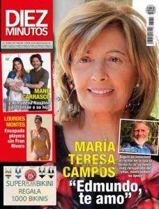 El Kiosko Rosa… 14 de junio de 2017: revista Diez Minutos
