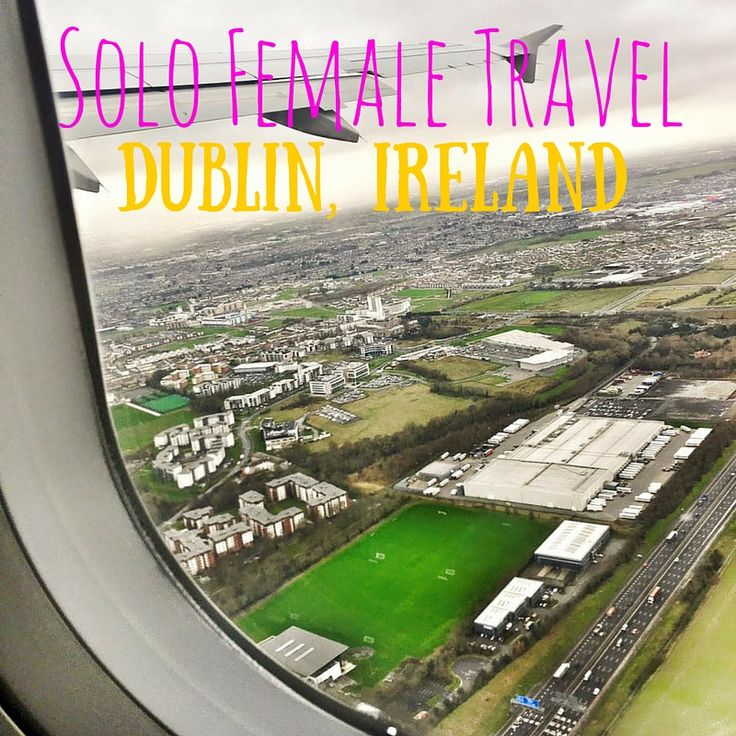 My second solo trip and it was through Dublin, Ireland. What a marvelous city for all types of travelers.