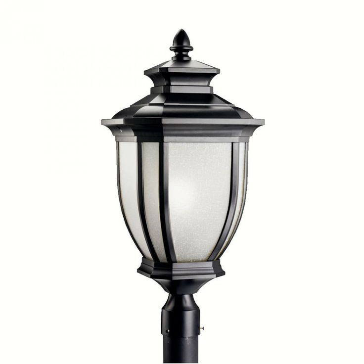 Shop kichler lighting 9938 salisbury post post mount light at lowes canada find our selection of post mount lights at the lowest price guaranteed with