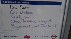 Olympic Stadium anyone?: Pics Galleries, London Underground, Funny Pics, Fun London, London Undergound, Humour Misc, Evict Jessie, Funny Pin, Olympic Stadiums