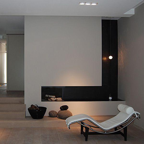 niveauverschil in huis http://www.zen-interieurs.be/images/realisations/bxl/pages/DSC_0166.htm