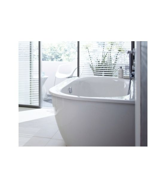 700246000000000 Duravit  Duravit Darling New Badekar m/panel 1900x900 mm. Venstre hjørne
