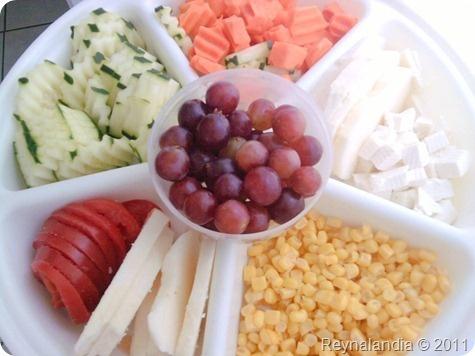 Ideas to eat healthy http://lucyreyna.blogspot.com/2011/06/ideas-para-comer-mas-verduras.html