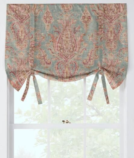 Maybelle Tie-Up Valance - Country Curtains®