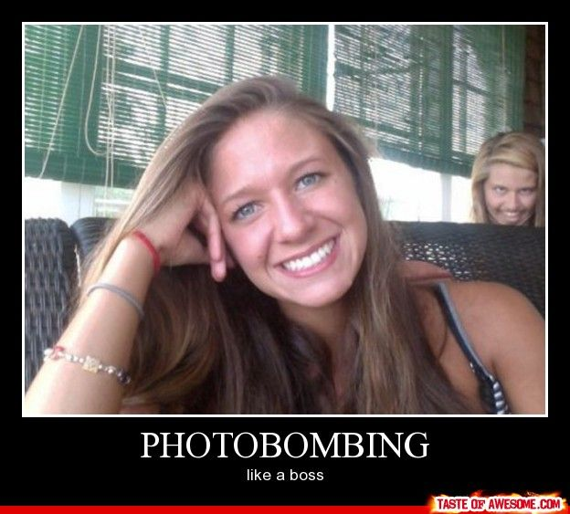 You're going to LOVE these 17 hilarious photobombs I've always wondered how often I'm the random stranger people point to in pictures. But this is awesome.