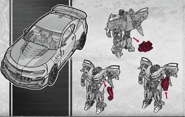 Leaked Wave 3 Bumblebee Figure Sheet From Transformers The Last Knight?