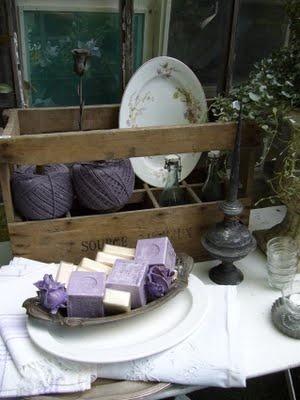 Colori per cucina? lavanda, legno, grigio, verde