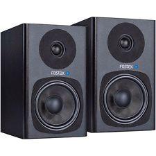 Fostex Pm0.4d Personal Active Studio Speakers (Pair) $99 - http://www.gadgetar.com/fostex-pm0-4d-personal-active-studio-speakers-pair/