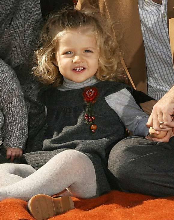Leonor Age 2