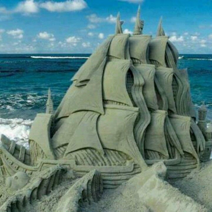 Sand Art ..so good