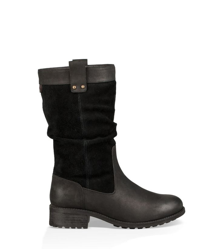 Shop the Bruckner Bootie, part of the Official UGG® Women's collection, and get free shipping and returns on UGG.com.