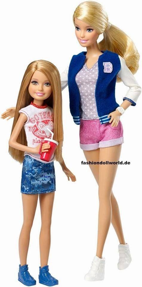 Ken Doll: Barbie Style Resort, Irmãs, & Acessórios 2014/2015